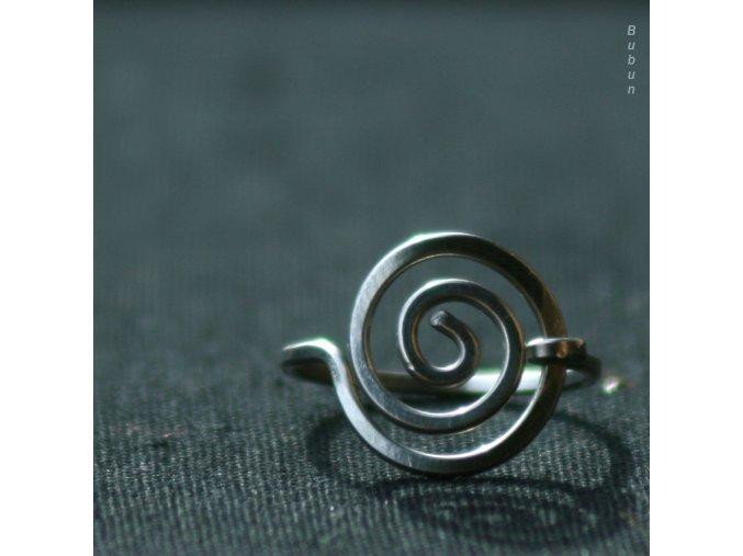 Prsten spirála