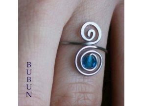 Prsten spirálník I