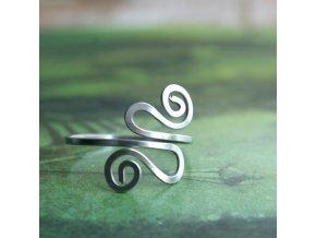 prsten dvousmyčka II