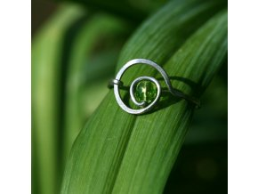prsten zel vlnka