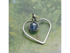 přív srdce modré IIII