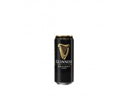 1790 guinness draught can 440ml front