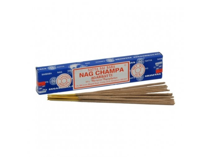 Vonné tyčinky - Shrinivas Nag Champa