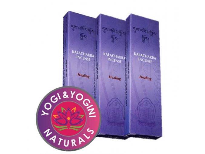 Vonné tyčinky Kalachakra - Léčení