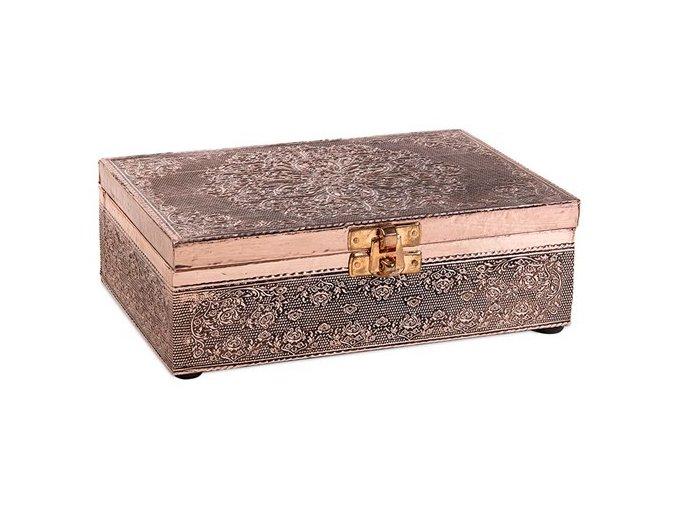 Tarot box Mandala