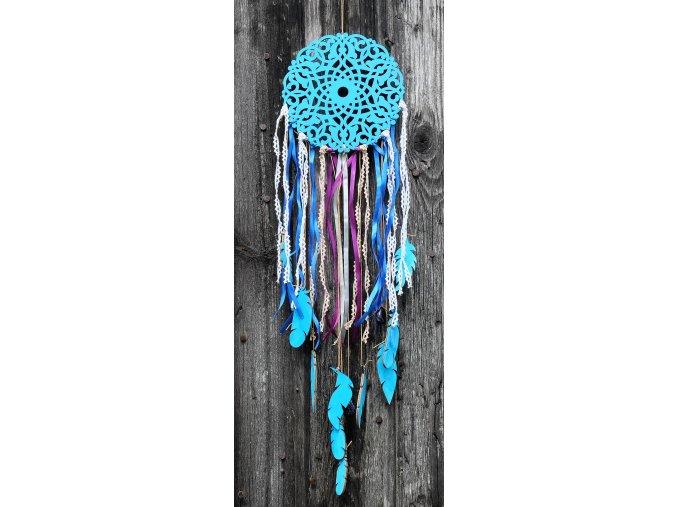 Lapač snů - modrý
