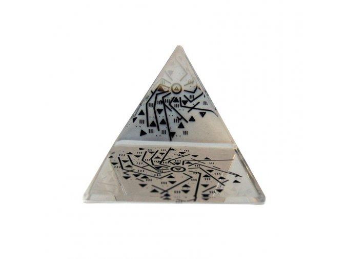 Pyramida - Hvězda života