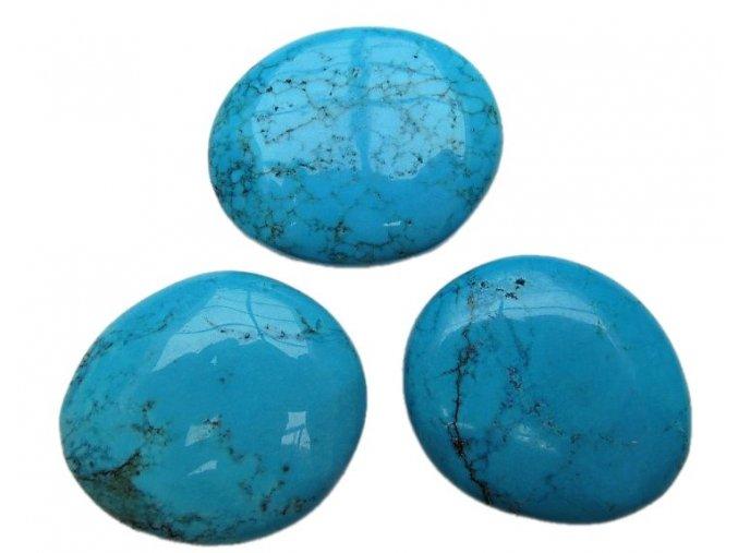 Hmatka - Howlit modrý