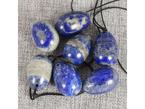 Yoni vajíčko - Lapis Lazuli