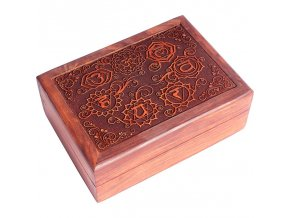 Tarot box 7 čaker