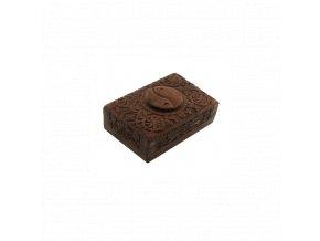 Tarot box Jin Jang