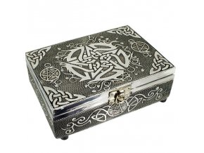 Tarot box Pentagram