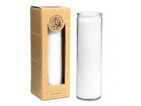 Bílá svíčka