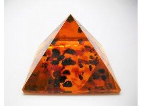 Jantarová pyramida