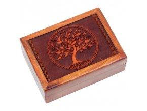 Tarot box Strom života