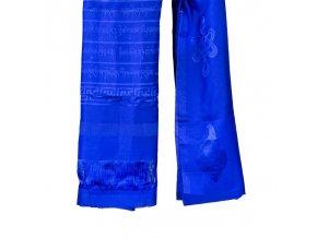 Tibetská katha - modrá