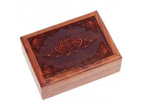 Tarot box Lotos