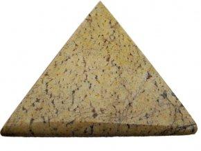 Pyramida z dolomitu