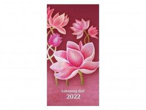 Lotosový diář 2022