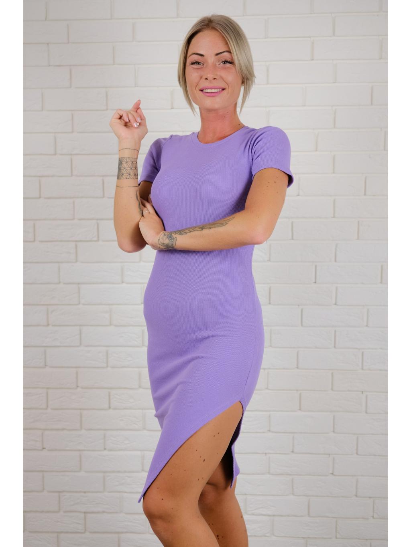 Šaty Gordon violet