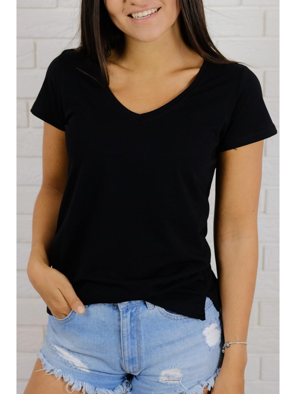 Tričko Basic black