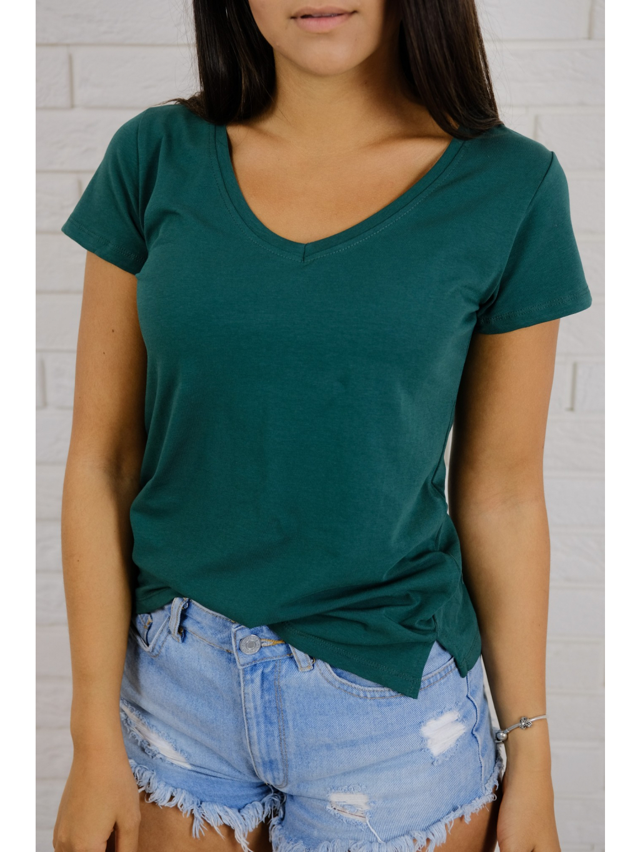 Tričko Basic green