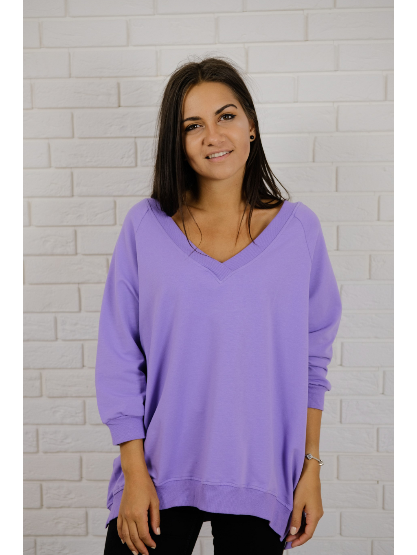 Mikina Easy violet