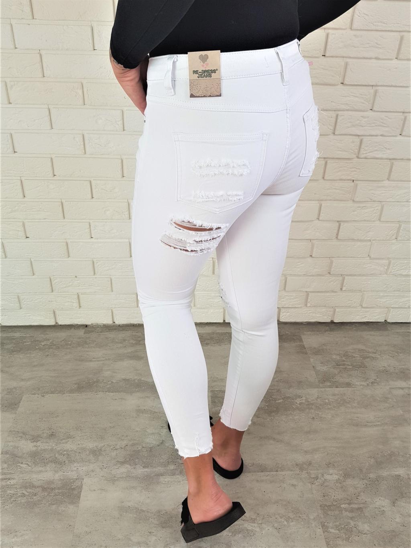 Kalhoty White