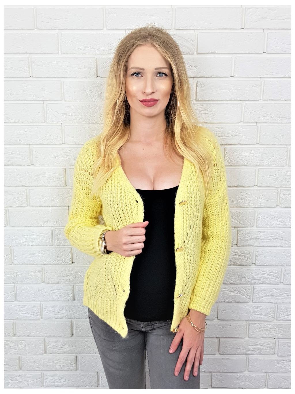 Svetr Livia yellow