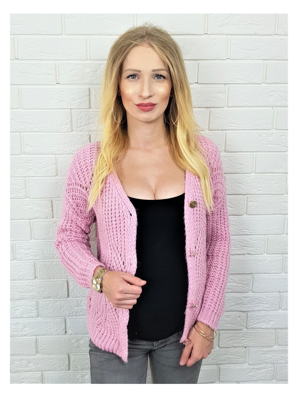 Svetr Livia pink