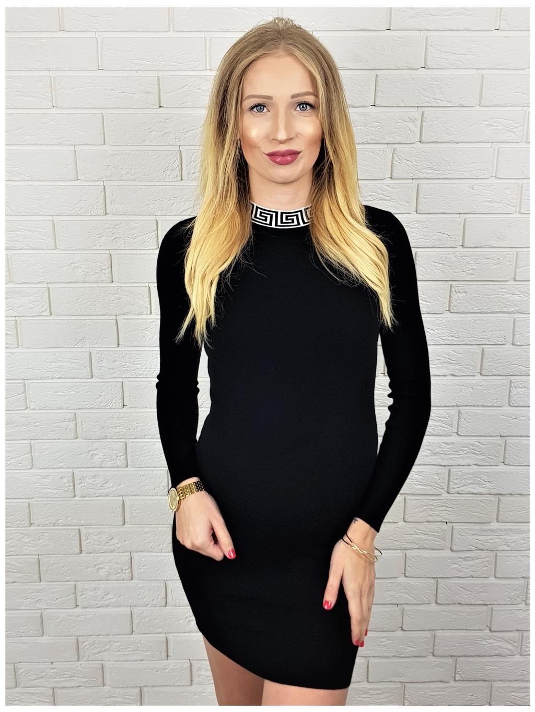 Šaty Feni black