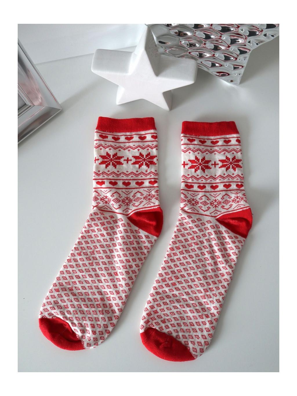 Ponožky X white