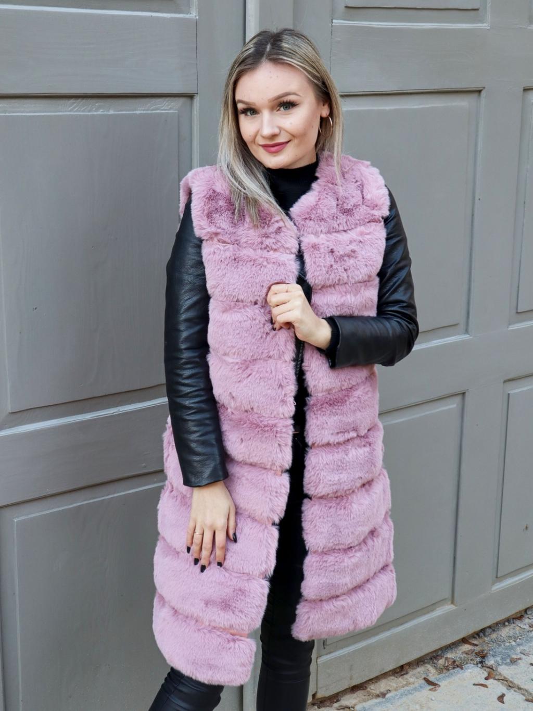 Vesta Cover pink long