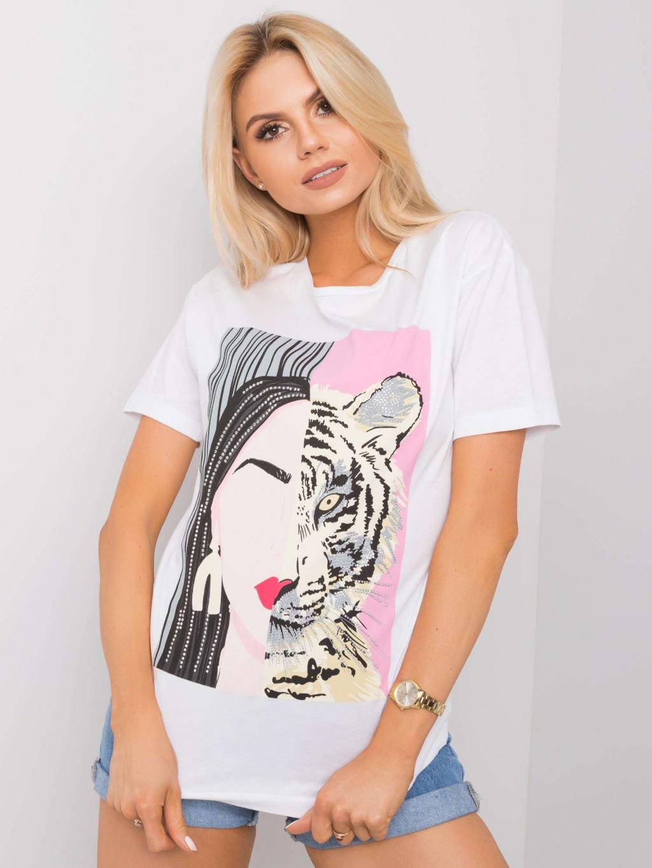 pol pl Bialy t shirt Giordanna 360174 1