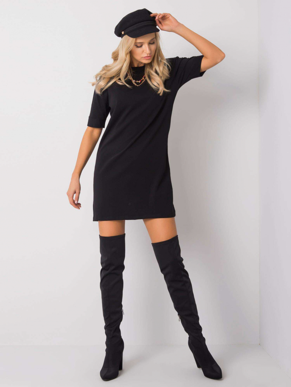 pol pl Czarna sukienka Libra 355607 1