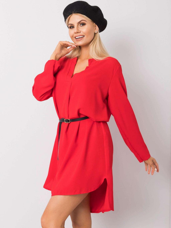pol pl Czerwona sukienka Stella 360205 3