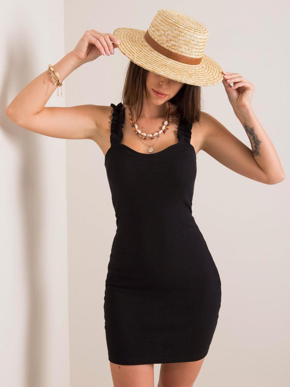 pol pl Czarna sukienka Majorca RUE PARIS 349554 1