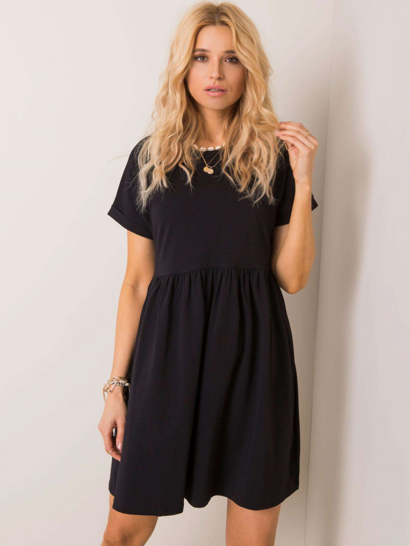 pol pl Czarna sukienka Dita RUE PARIS 351310 1
