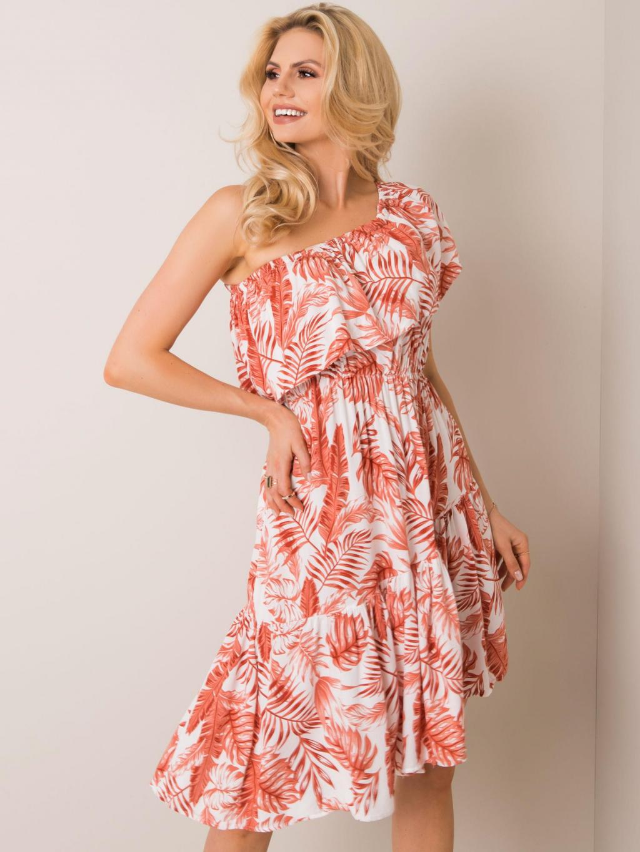 pol pl Bialo herbaciana sukienka Sonya 351699 1