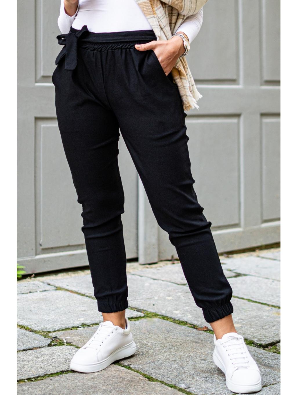 Kalhoty Uno black