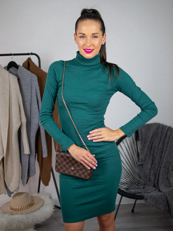 Šaty Nicoletta green