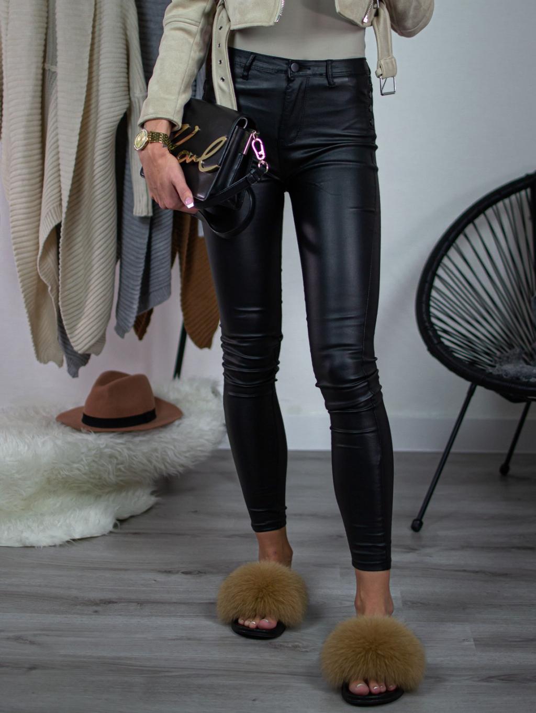 Koženkové kalhoty Nicki