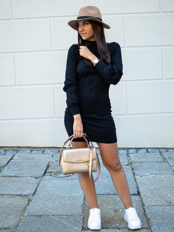 Šaty Kems black