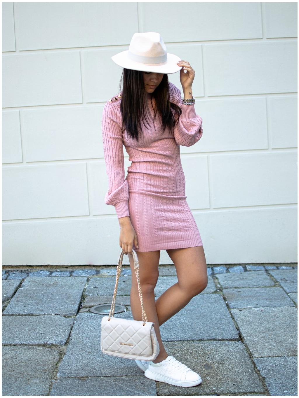 Šaty Kems pink