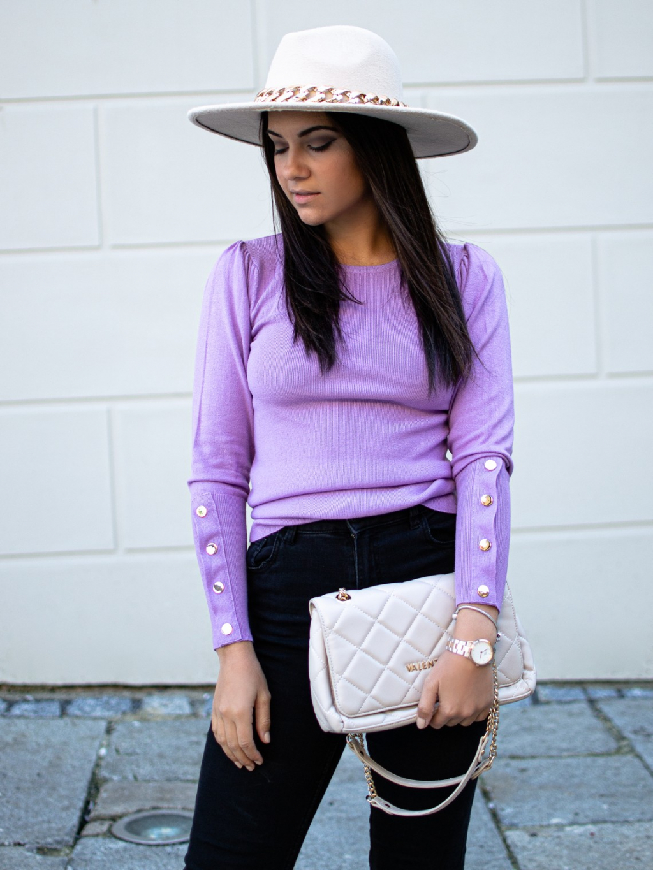 Svetřík Mija purple