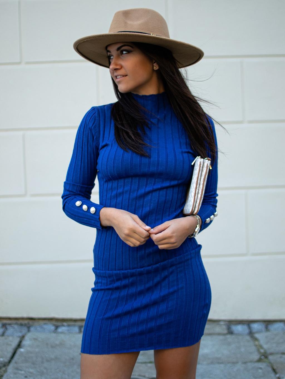 Šaty Amor blue