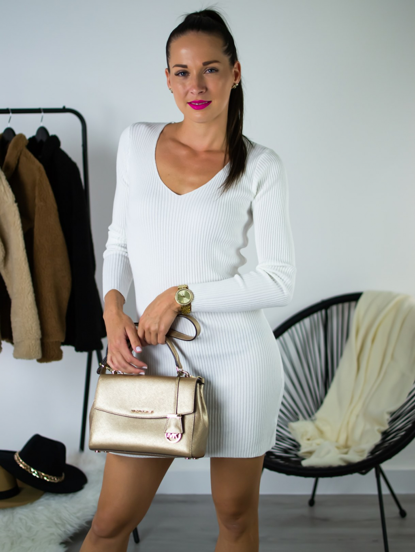 Šaty Fash white