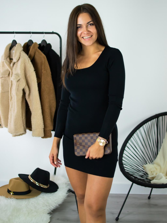 Šaty Rina black