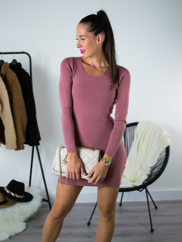 Šaty Rina rose