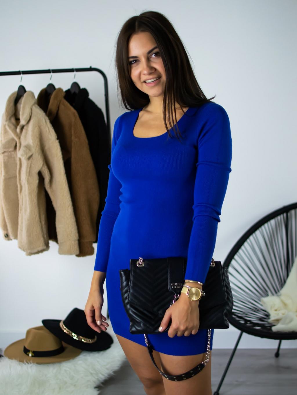 Šaty Rina blue